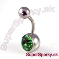 ZP1002 Piercing so zirkónom