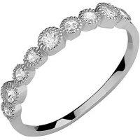 Strieborné prstene so Swarovski krištálmi a Zirkónmi - SuperSperky.sk 279db5ee651