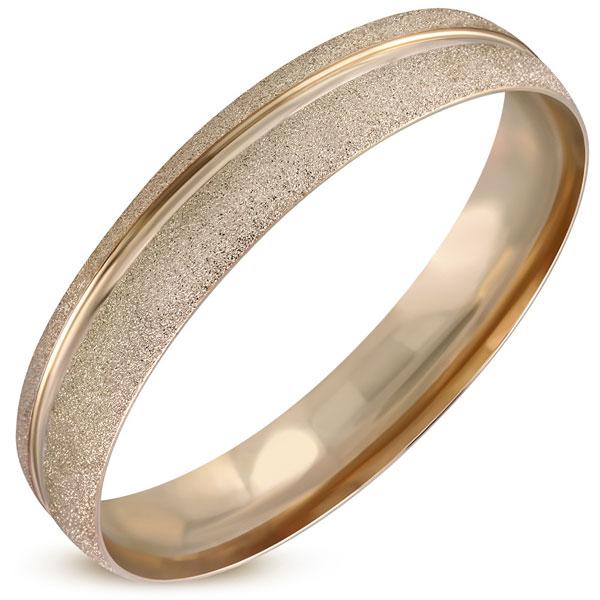 b6fc4aca8 NR3310GOC Pevný oceľový náramok : Šperky Swarovski, SuperSperky.sk