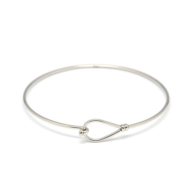 8794784b7 NR3362OC Jemný náramok z chirurgickej ocele. Úvod» Oceľové šperky» Náramky