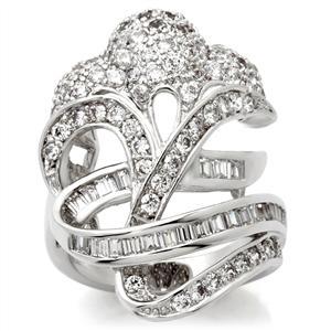 611d73ce6 PR4159ZR - Had - prsteň so zirkónmi : Šperky Swarovski, SuperSperky.sk