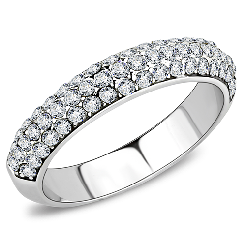 109500063 PR8127OC Prsteň z chirurgickej ocele : Šperky Swarovski, SuperSperky.sk