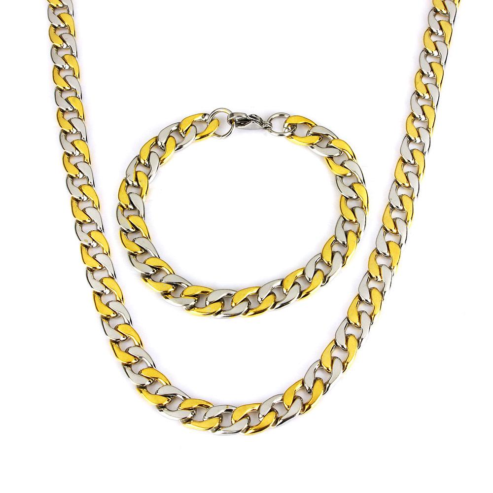 1aec63c5b SE3230GOC Masívny set z chirurgickej ocele : Šperky Swarovski ...